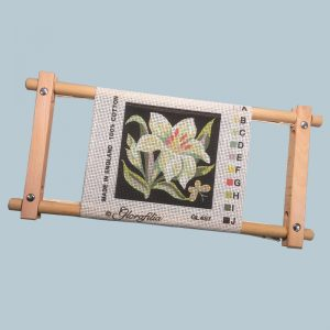 Traditional Hand Held Rotating Frame (38 x 22cm)