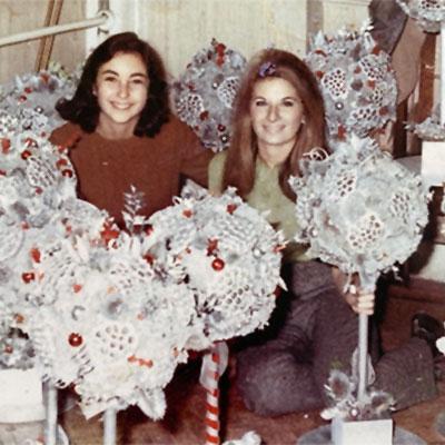 Jennifer and Carole