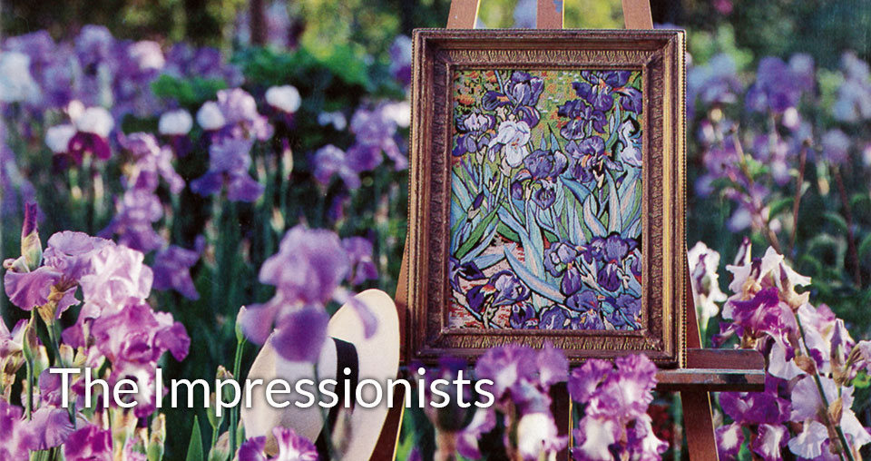 The Impressionists collection