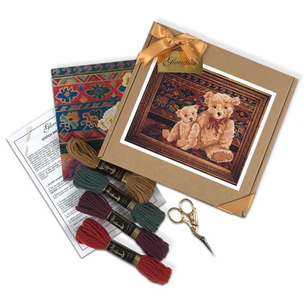 Teddys Gift Box