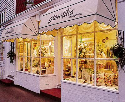Glorafilia Shop Front